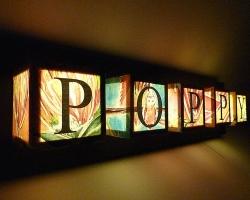 Lightbox Letters