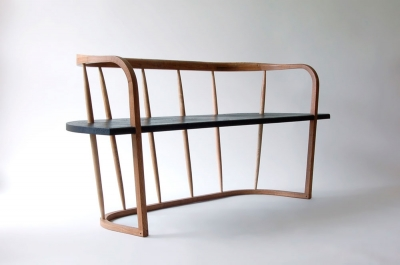 Resilience Bench by Angus Ross