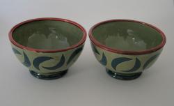 Soup Bowls 8x14 cm