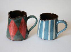 Tipping Jugs 8cm high