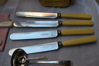 Antique Knife Set