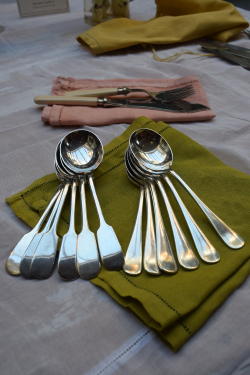Antique Spoon Sets