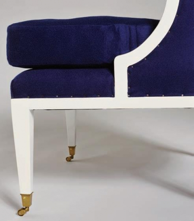 Carrig Chair by Virginia White