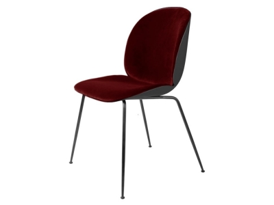 Bordeaux Pink Beetle Chair - SOLD