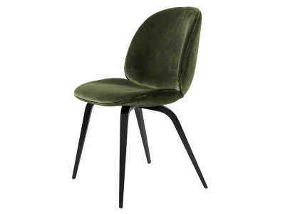 Bottle Green Beetle Chair - SOLD