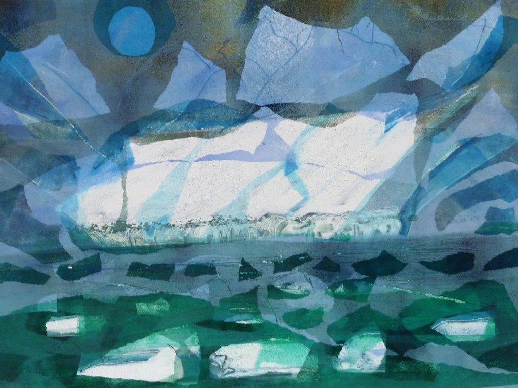 Hornsund Glacier - SOLD