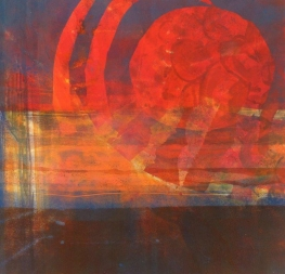 Red Sun - SOLD