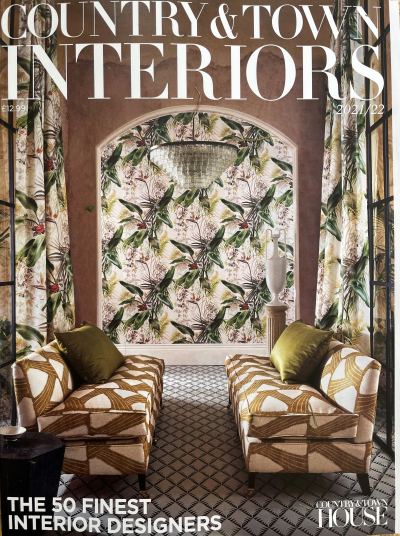 Country & Town House Interiors 2021-2022