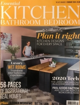 Essential Kitchen Bathroom Bedroom February 2020