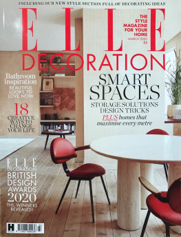 Elle Decoration March 2020