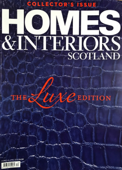 Homes & Interiors Scotland Luxe Collector's Edition April 2020