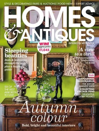 Homes & Antiques 2021