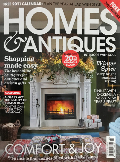 Homes & Antiques January 2021