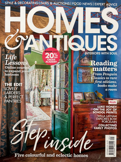 Homes & Antiques September 2021