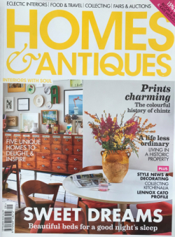 Homes & Antiques September 2020