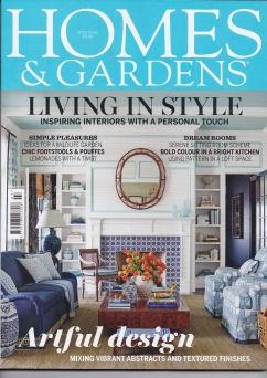 Homes & Gardens July 2018