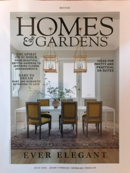 Homes & Gardens July 2019