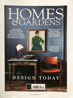 Homes & Gardens October 2020