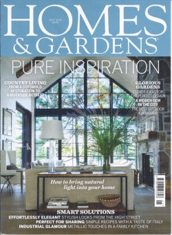 Homes & Gardens March 2018