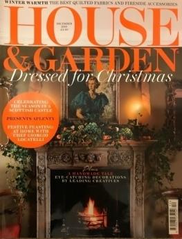 House & Garden December 2019