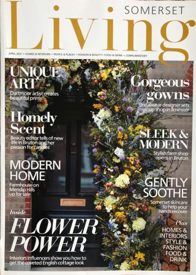 Somerset Living April 2021