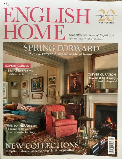The English Home April 2021