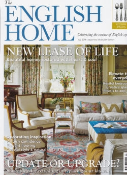 The English Home July 2018