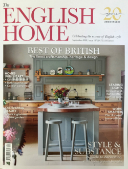 The English Home September 2020