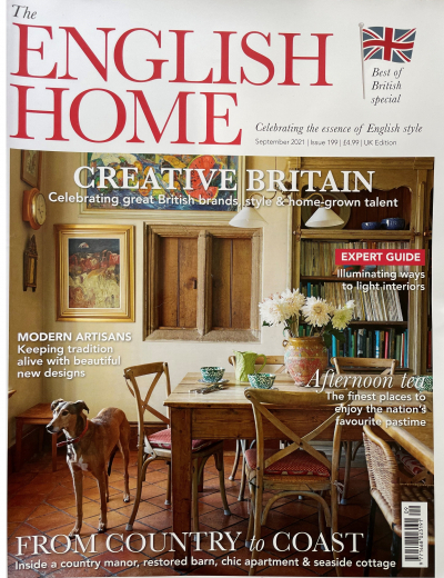 The English Home September 2021