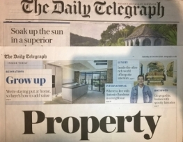 The Telegraph 26th October 2019