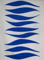 Waves Electric Blue