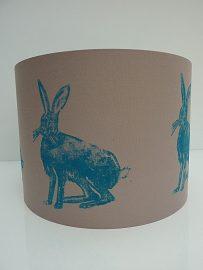 Hare design lampshade