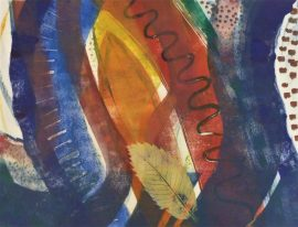 A Monotype by Jenny Pery
